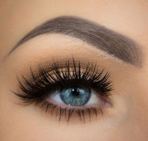 Recommended -  Elegant Eye Makeup For Blue Eyes #Fashion #Trend