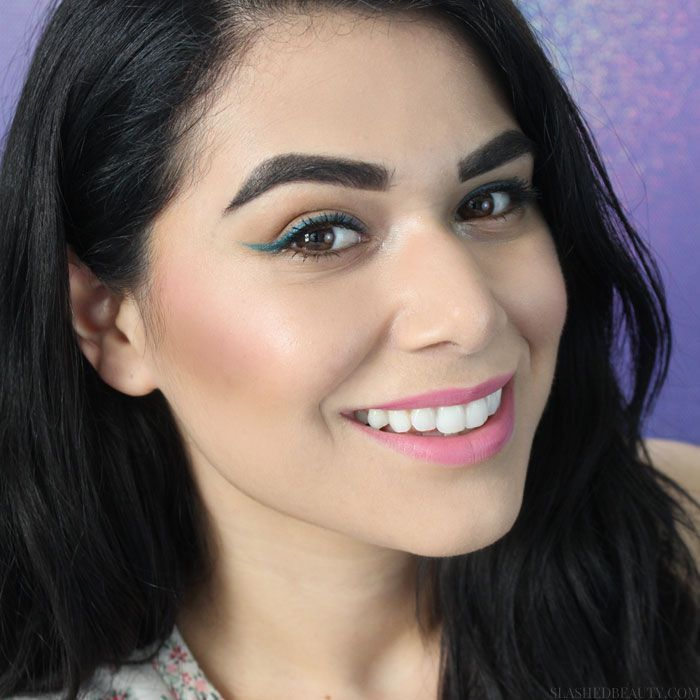 See how to recreate this fool-proof 15 minute summer makeup look by adding just ...