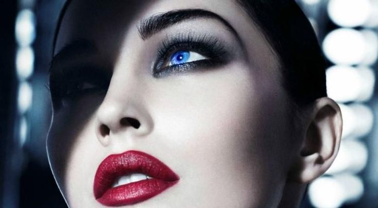 Smokey Eyes for blue eyes - make-up tips and instructions  #instructions #smokey