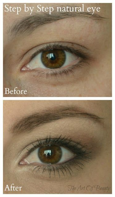 The Art Of Beauty ~ Natural eye makeup tutorial. This is perfect for everyday we...