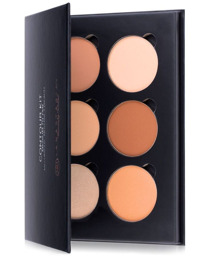 The premier contour and highlighting palette for professional makeup artists and...