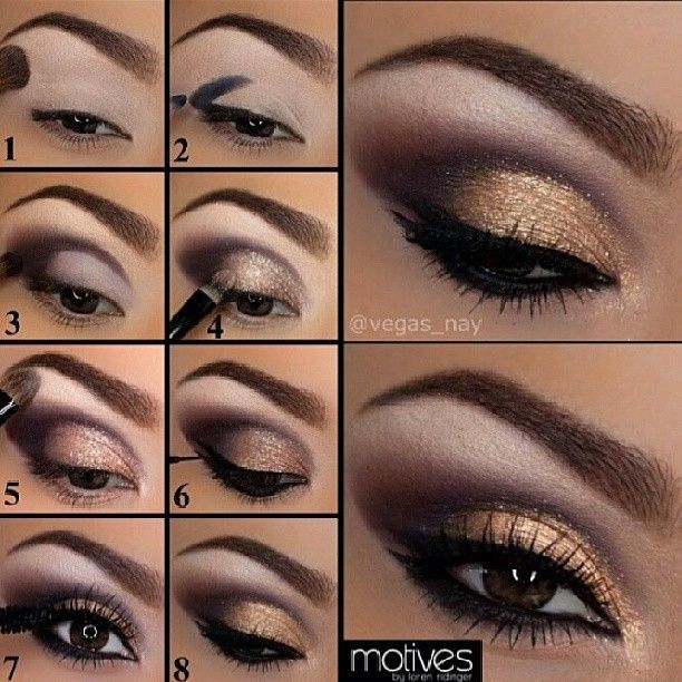 This step-by-step, once-and-for-all guide to applying eyeshadow makes your preci...