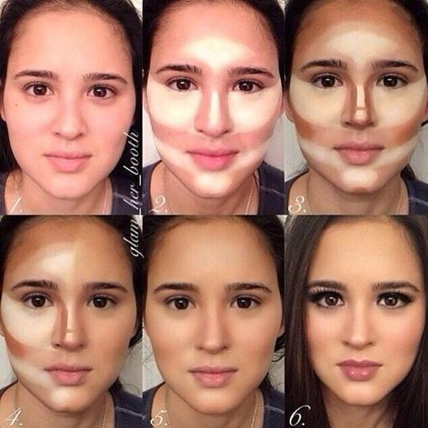 Tip: How To Highlight And Contour And Also Best Product For First Time Beginners...