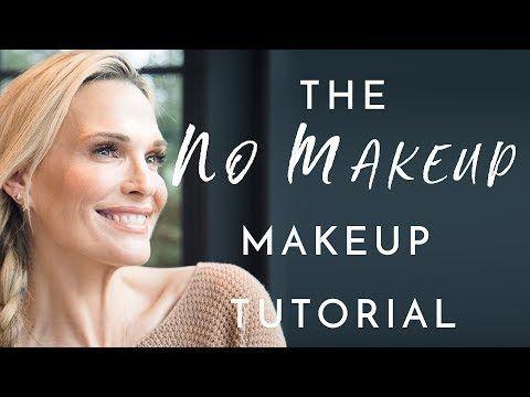 VIDEO: No Makeup Makeup Tutorial — Molly Sims