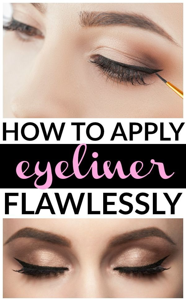 Whether you're trying to learn how to apply eyeliner properly to your top li...