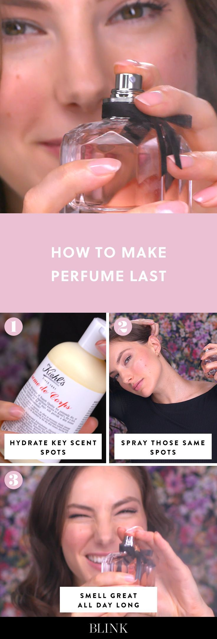 You know the perfume dancewhere you mist andtwirlthrough it? It'snot t...