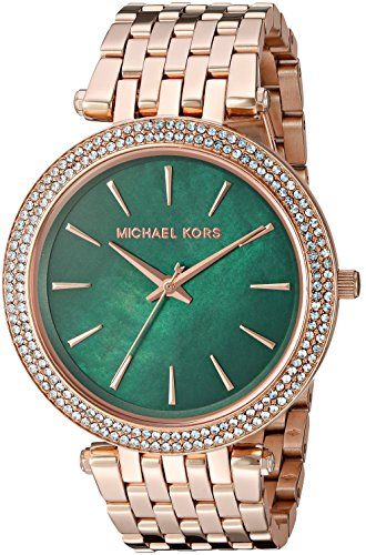 Michael Kors Women's Darci Rose Gold-Tone Watch MK3552 *** Check this awesom...