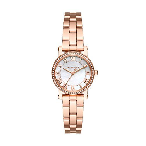 Michael Kors Women's Norie Rose Gold-Tone Watch MK3558 * Check out this grea...