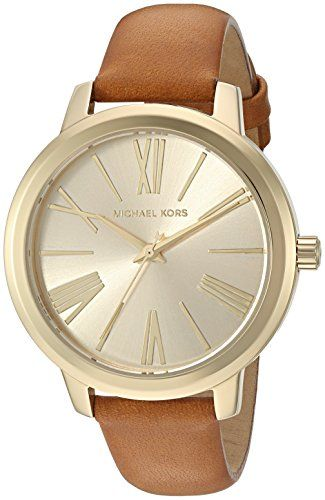 Michael Kors Womens Hartman Brown Watch MK2521 ** Check out the image by visitin...