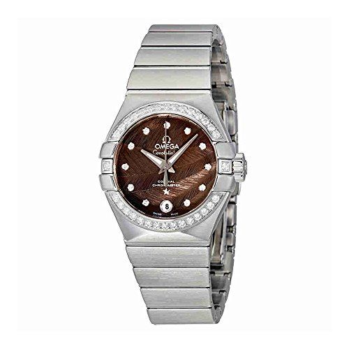 Omega Constellation Automatic Ladies Watch 12315272056001 *** See this great pro...