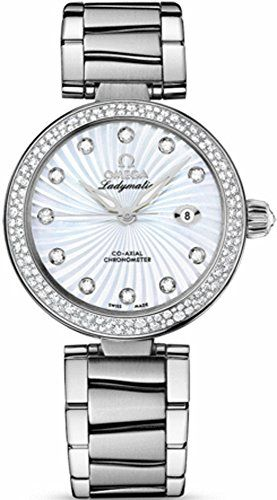 Omega DeVille Ladymatic 42535342055001 * Check this awesome product by going to ...