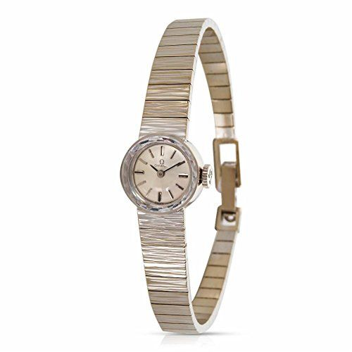 Omega Omega mechanicalhandwind womens Watch EE8877 Certified Preowned ** Check o...