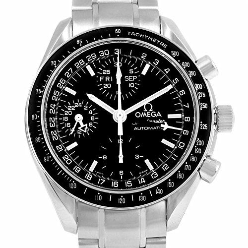 Omega Speedmaster automaticselfwind womens Watch 35205000 Certified Preowned * C...
