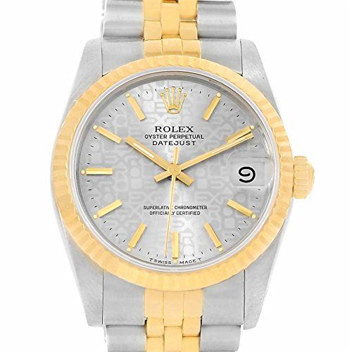 Rolex Datejust automatic-self-wind womens Watch 68273 (Certified Pre-owned) -- S...