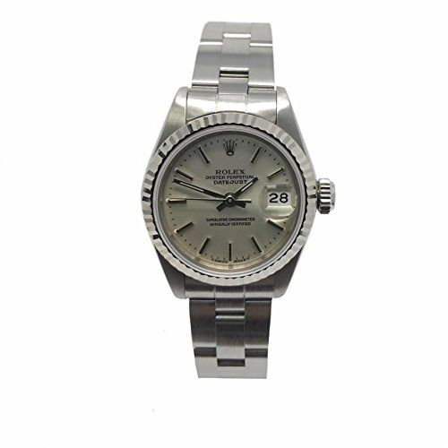Rolex Datejust swiss-automatic womens Watch 69174 (Certified Pre-owned) * Check ...