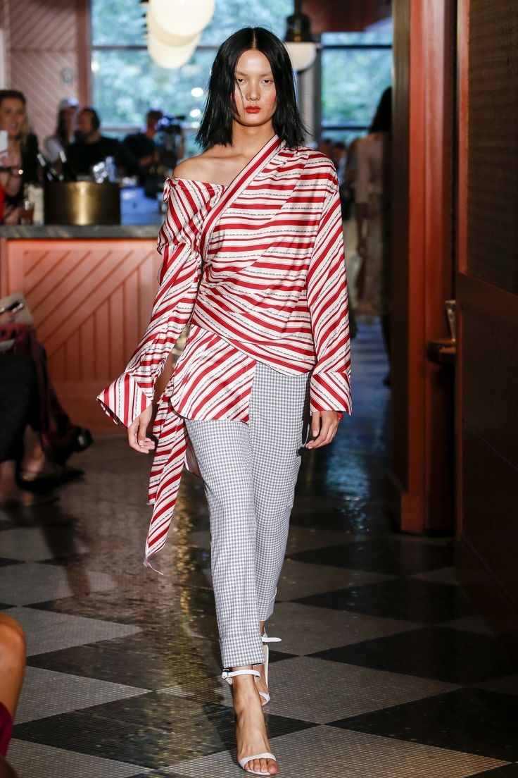 Hellessy Spring 2019 Ready-to-Wear Fashion Show Collection: See the complete Hel...