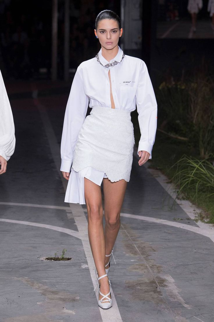 Off-White Spring/Summer 2019 Ready-To-Wear Collection