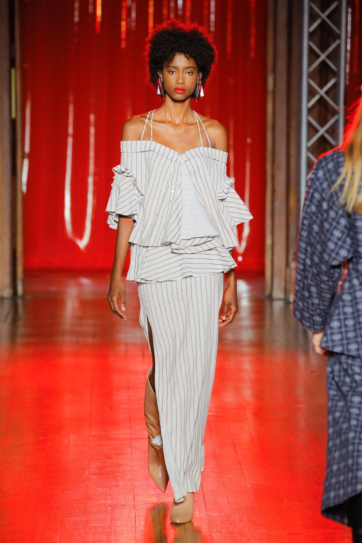 Palmer Harding Spring 2019 Ready-to-Wear Fashion Show Collection: See the comple...