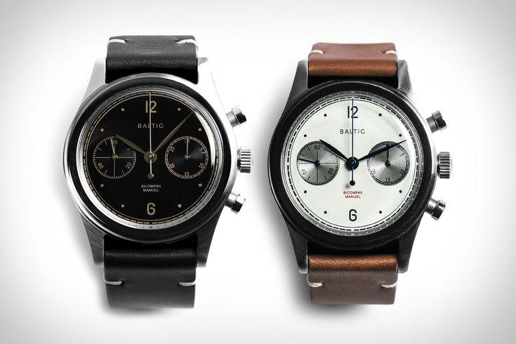 Baltic BiCompax Watch