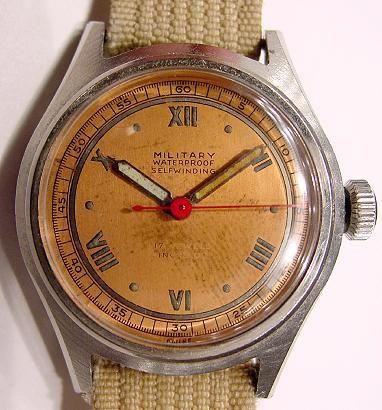 Bulova Watch Vintage Military Watches Movado Watch 3