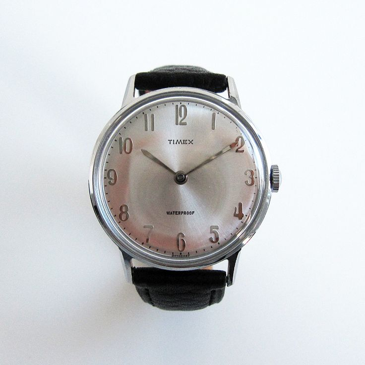 Modest Timex Marlin 1967 - affordable vintage watches - shipping worldwide, from...