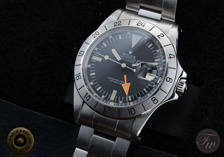 Rolex Explorer II Reference 1655