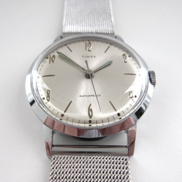Timex Marlin 1965 - affordable vintage watches - serviced and in excellent condi...