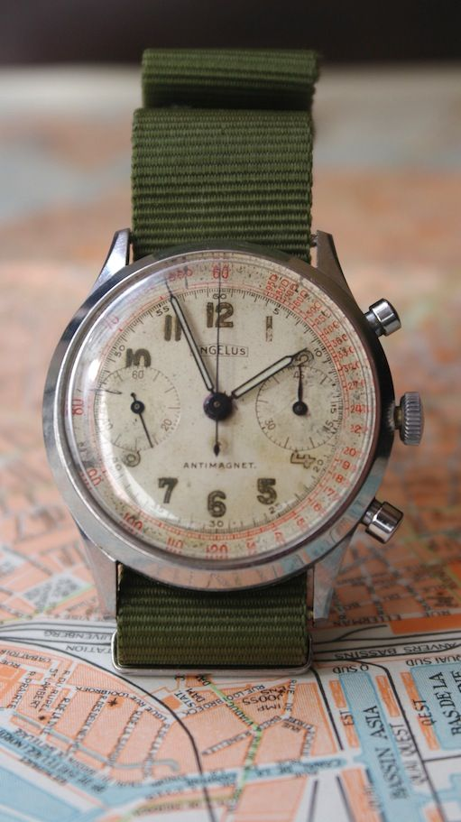 vintage watches are timeless