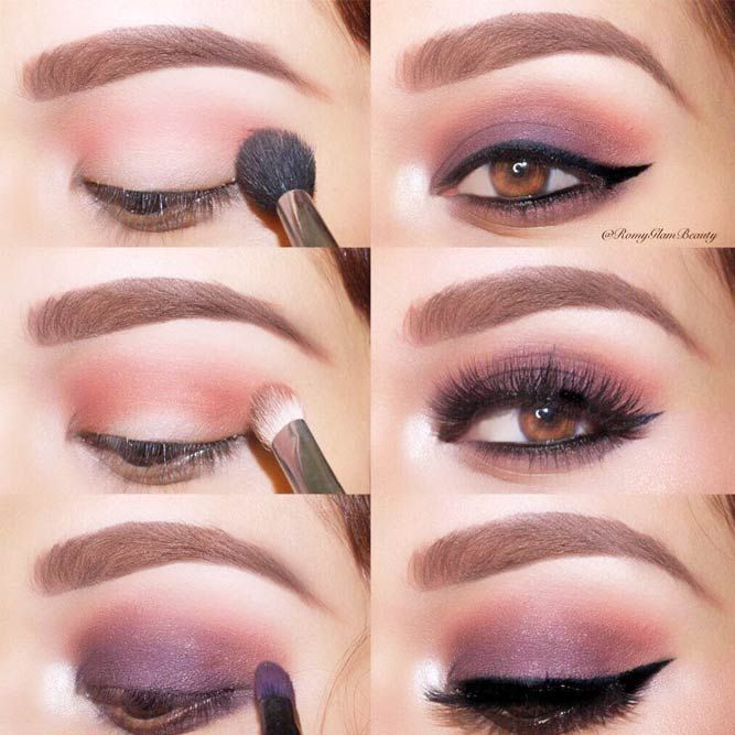 Killing Step by Step Makeup Tutorials for Brown Eyes ★ See more: glaminati.com...