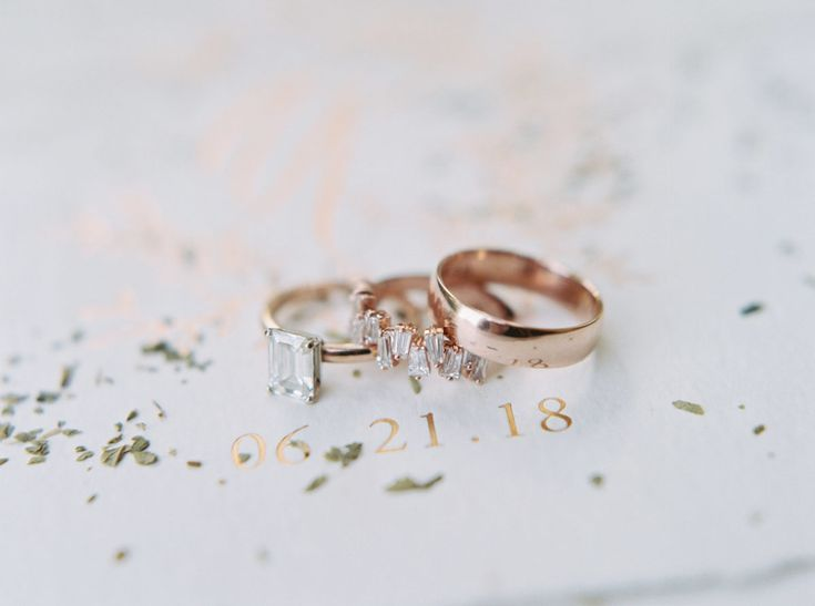PHOTOGRAPHY Katie Grant Photography WEDDING PLANNING & STYLING Think Happy Event...