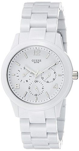GUESS Womens W11603L1 Mini Spectrum Multifunction Watch -- Visit the image link ...
