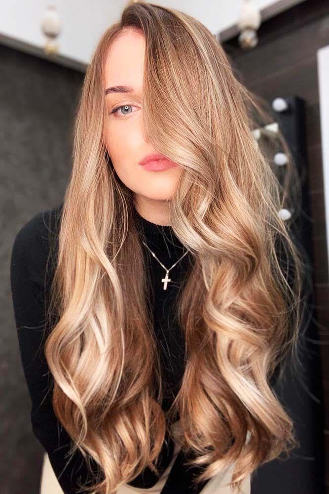 Caramel Brown Lowlights #lowlights #highlights #brownhair #brunette ❤️ If yo...
