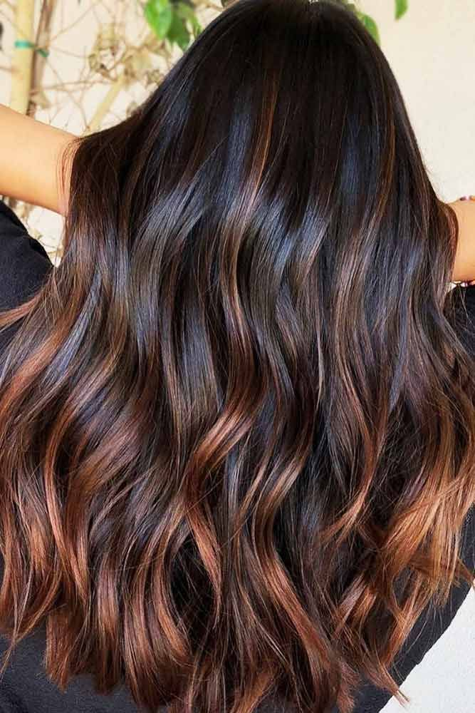 Chestnut Brown Ends #chestnuthair #brownhair #brunette ❤️ Want to find some ...