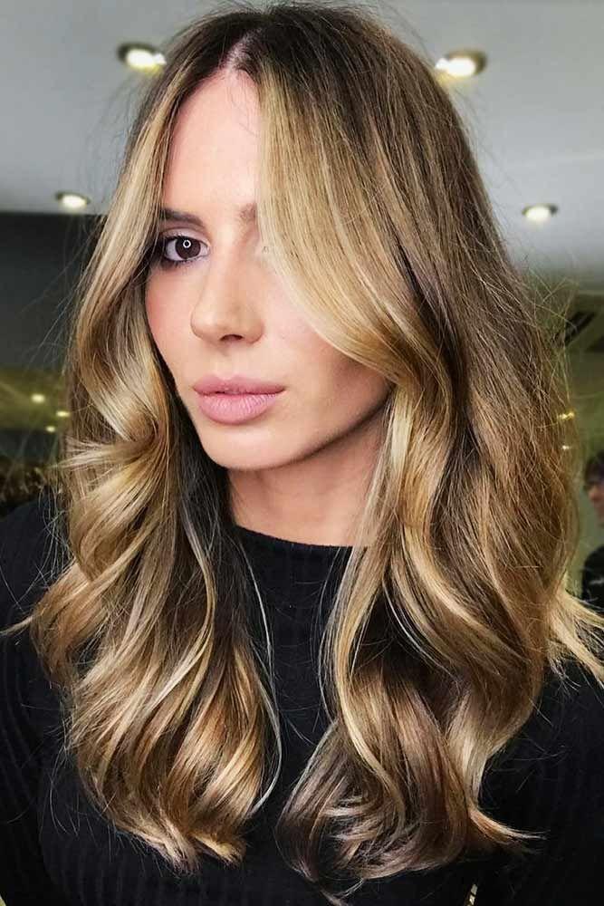 Golden And Ash Blonde Highlights #highlights #blondehair #brunette ❤️ Pick b...