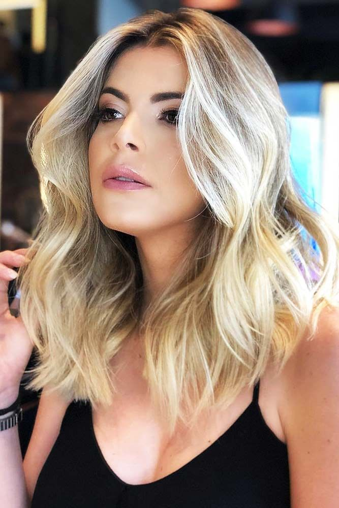 How To Do Lowlights? #lowlights #highlights #blondehair ❤️ If you want to ma...