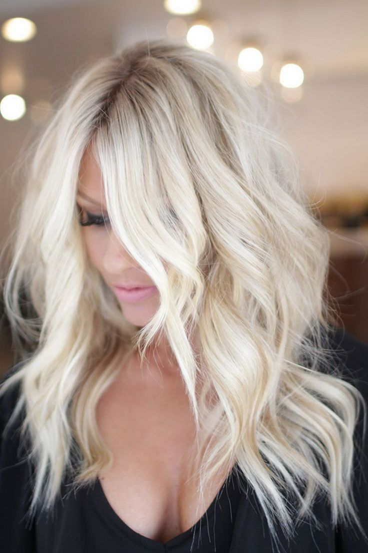 Balayage Hairstyles for Long Hair - Balayage Hair Ideas 2018