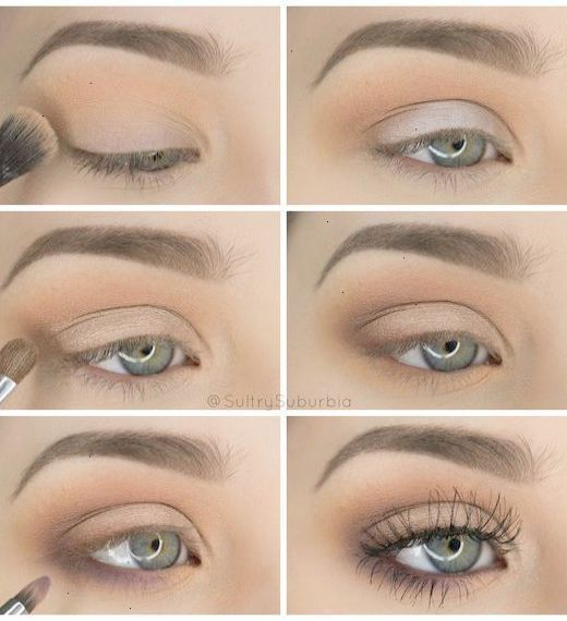 16 Easy Step-by-Step Eyeshadow Tutorials for Beginners: #9. Easy Step by Step Ma...