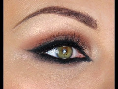 ARABIC STYLE MAKE-UP TUTORIAL #Beauty #Trusper #Tip