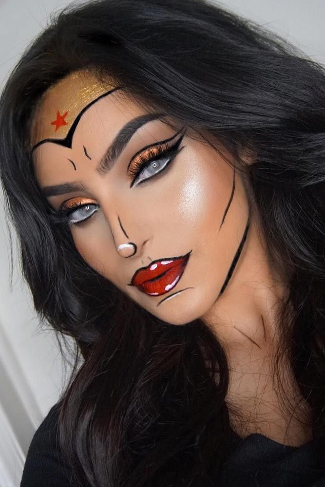 Are you looking for the most beautiful Halloween makeup ideas to look the best a...