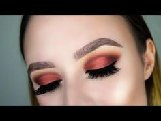 Colourpop Yes, Please! Palette Makeup Tutorial Fall Makeup - colourpop, makeup t...
