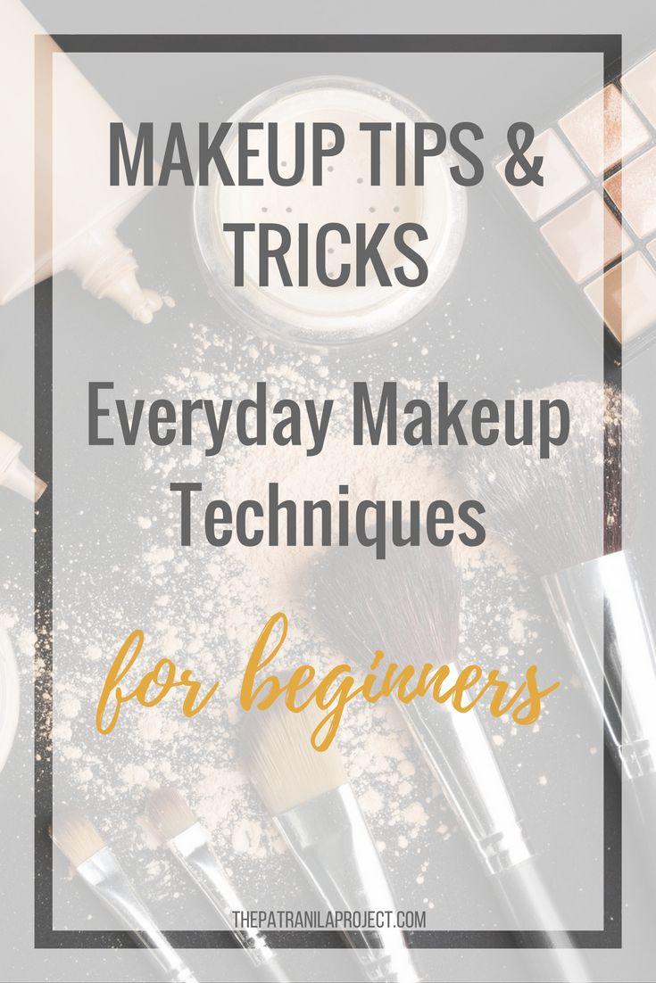Discover My Secrets For Easy Everyday Makeup | The Patranila Project thepatranil...