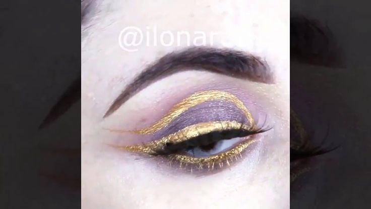 Easy Natural Eye Makeup Tutorial  Eyebrow Tutorial for Beginners Everyda...