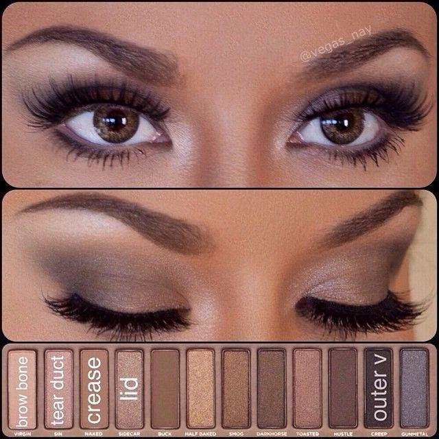 Everyday makeup look ideas??