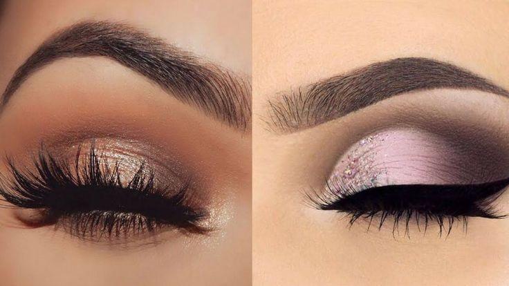 Fall Eye Makeup Tutorial For Beginners | Beginners Eye Makeup