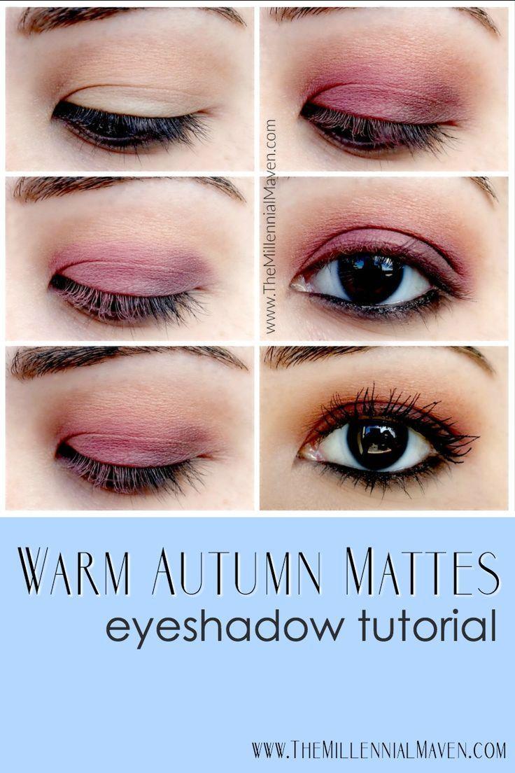 Fall Makeup Tutorial --