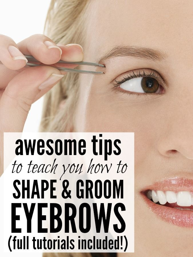 From the basics of eyebrow shaping and trends to avoid, to DIY plucking and waxi...