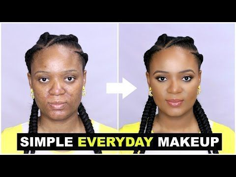 Hi Loves, Here is my simple everyday makeup routine for beginners. This look is ...