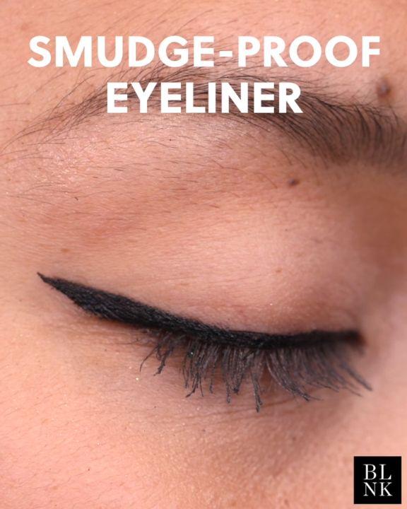 How to Get Smudge-Proof Eyeliner #blinkbeauty #beautytutorials #makeuptutorials ...