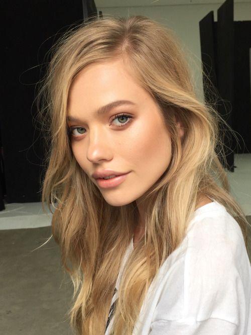 Ksenia @aniamilczarczyk | Make Up by Ania Milczarczyk I love the makeup! I would...