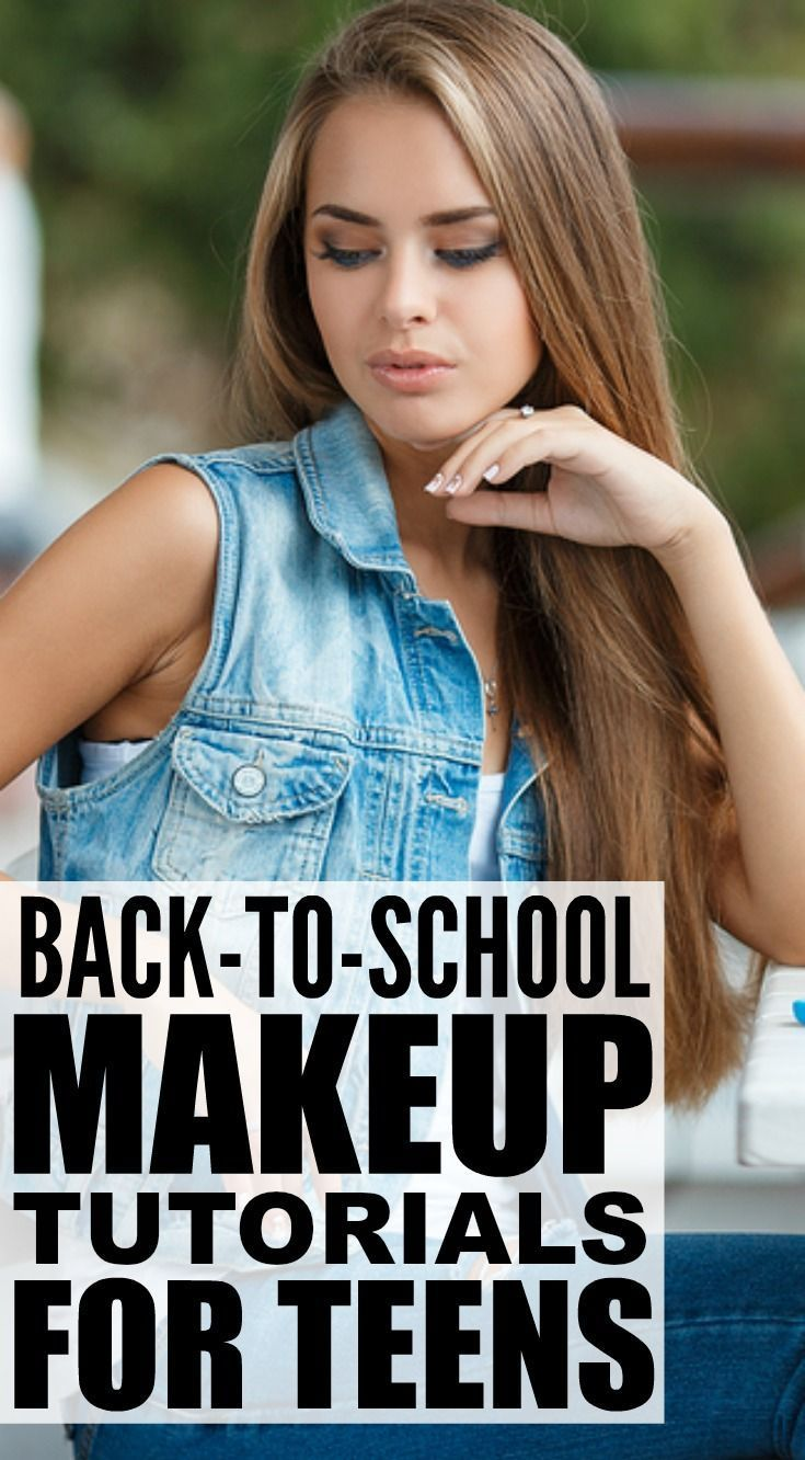 Looking for the perfect back-to-school makeup tutorial for teens to give you a q...